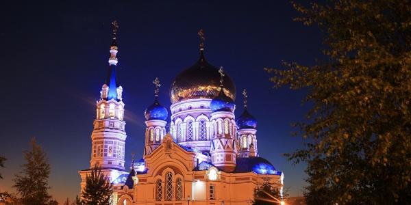 Работа: Свято-Успенский кафедральный собор