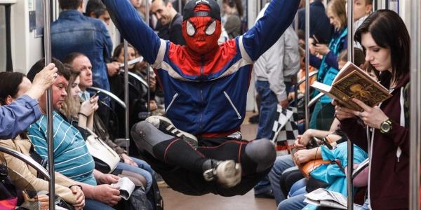 Работа: Поездка в метро