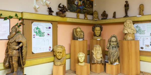 Работа: Музей леса в Пречистом