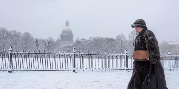 Работа: Ленинградка