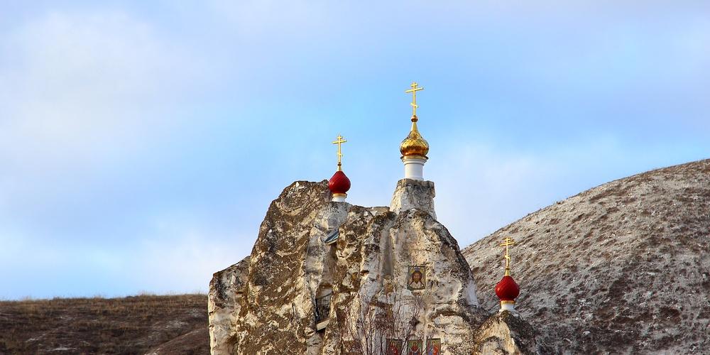 Работа: Спасский храм.