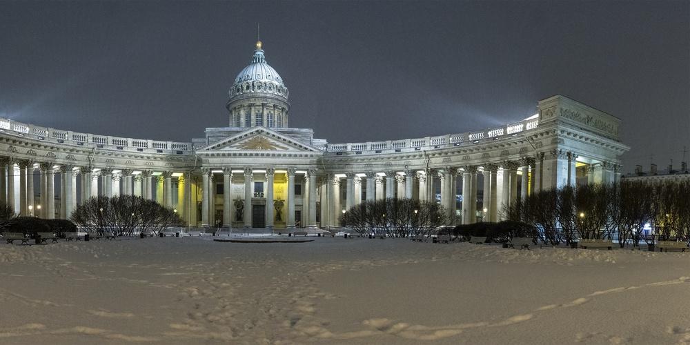 Работа: Казанский собор