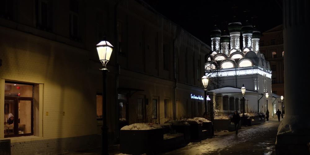 Работа: Церковь Михаила и Феодора Черниговских