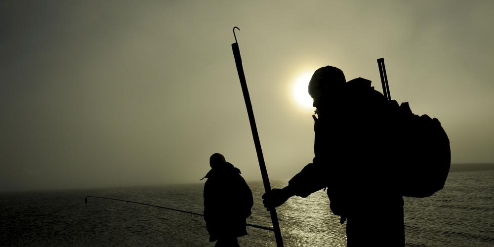 Работа: Рыбаки на Чукотке