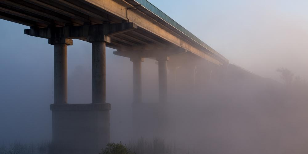 Работа: Мост в тумане