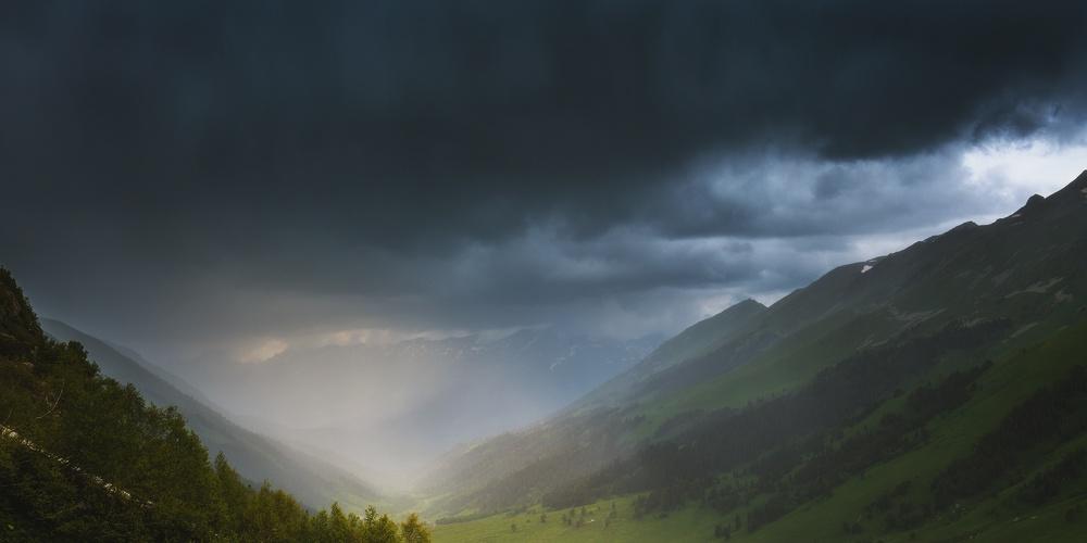 Работа: Долина Софийских водопадов