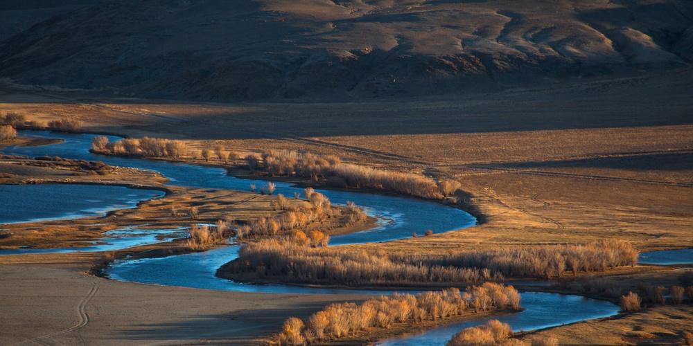 Работа: Эта река не ищет легких путей