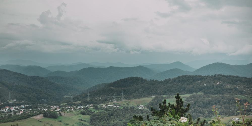 Работа: Горы в Лоо