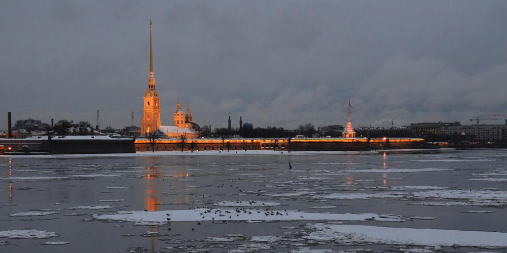 Работа: Санкт-Петербург