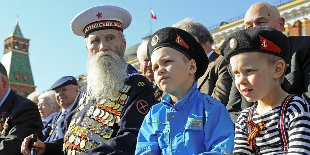 Работа: Ветеран балтийского флота.