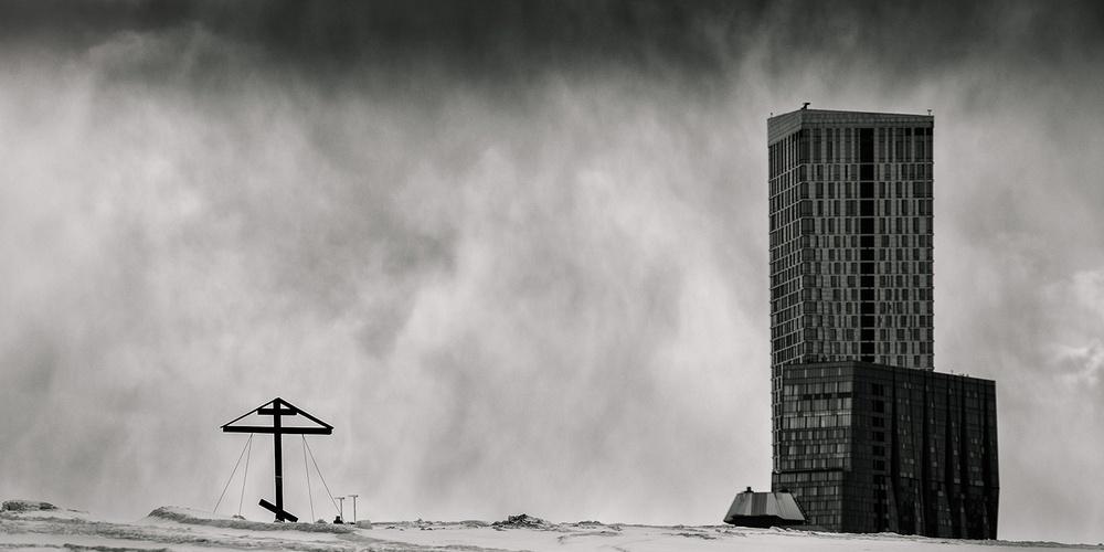 Работа: Москва не только строилась