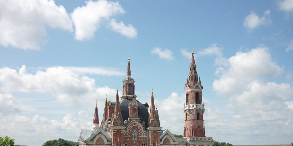 Работа: Церковь с .Вешаловка