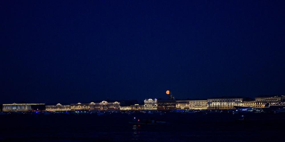 Работа: Лунная ночь