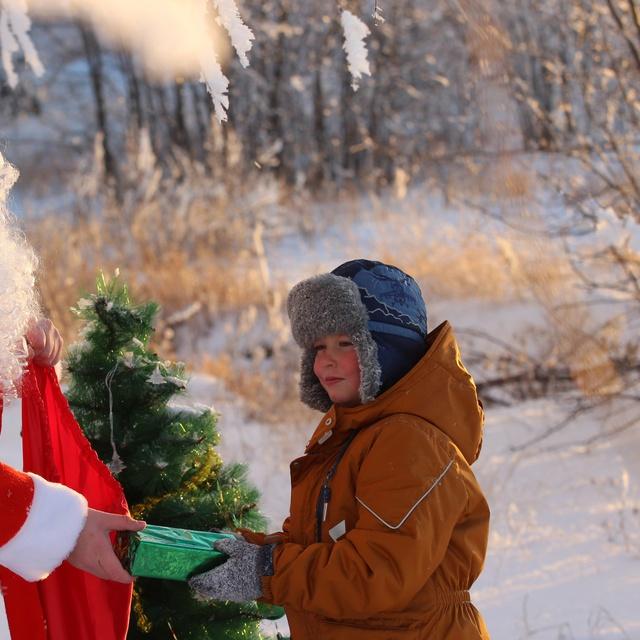 Работа : Дарите детям праздник