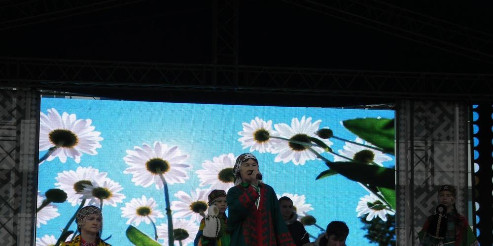Работа: Песня мамы г. Ханты-Мансийск