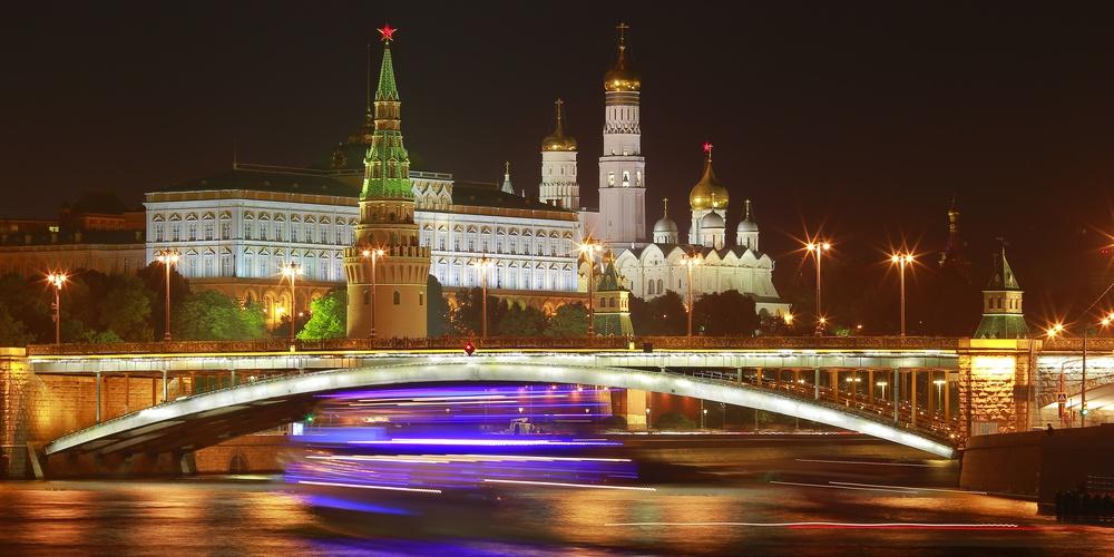 Работа: Москва динамичная