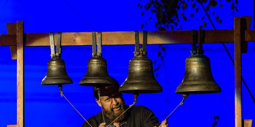 Работа: Оживляя колокола