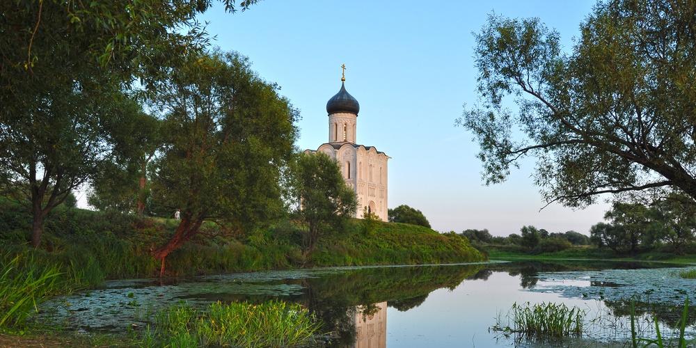 Работа: Церковь Покрова на Нерли