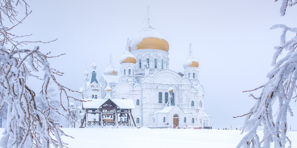 Работа: Белогорский монастырь
