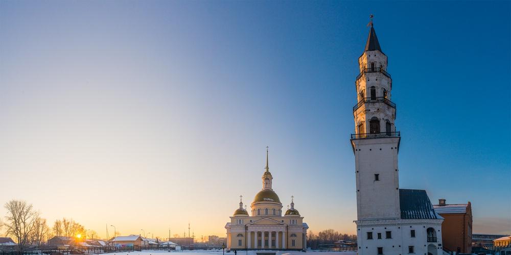 Работа: Утро в Невьянске