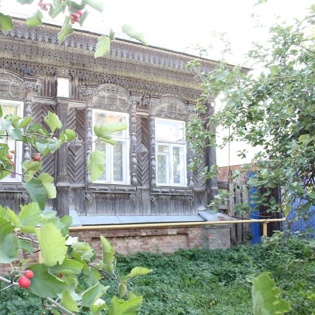 Работа : Дом начала 20-го века.