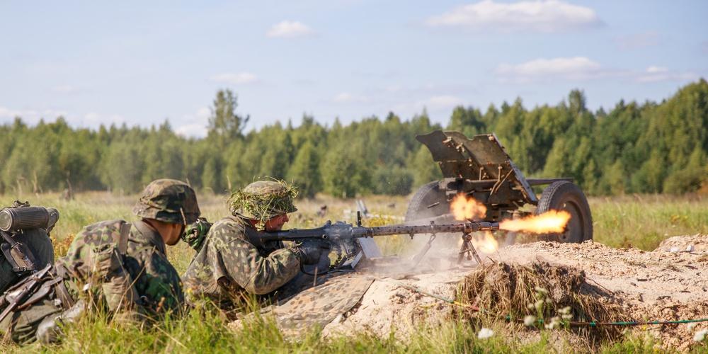 Работа: Вражеские солдаты