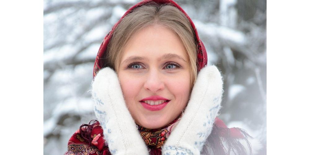Работа: Душа русских красавиц