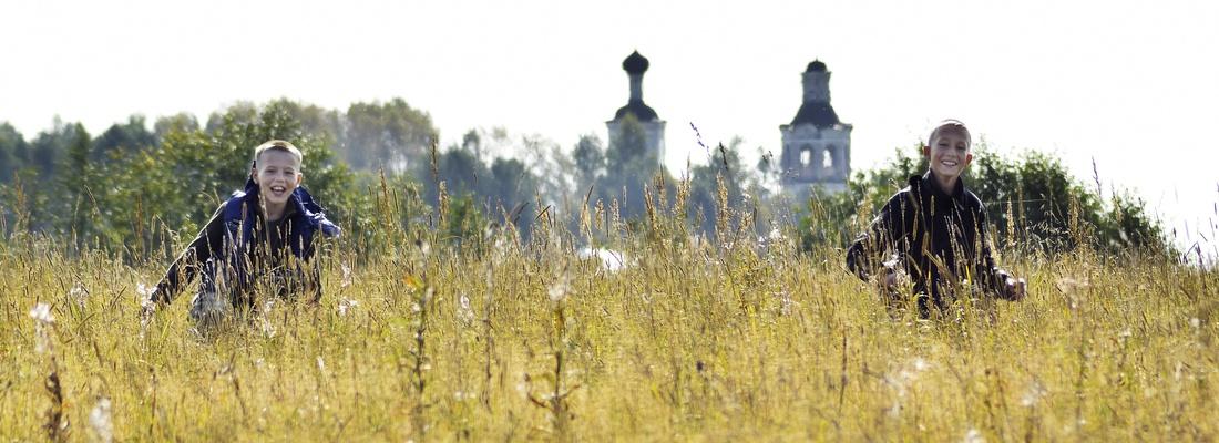 Статья: Самые яркие снимки «Русской цивилизации» можно увидеть в столичных парках
