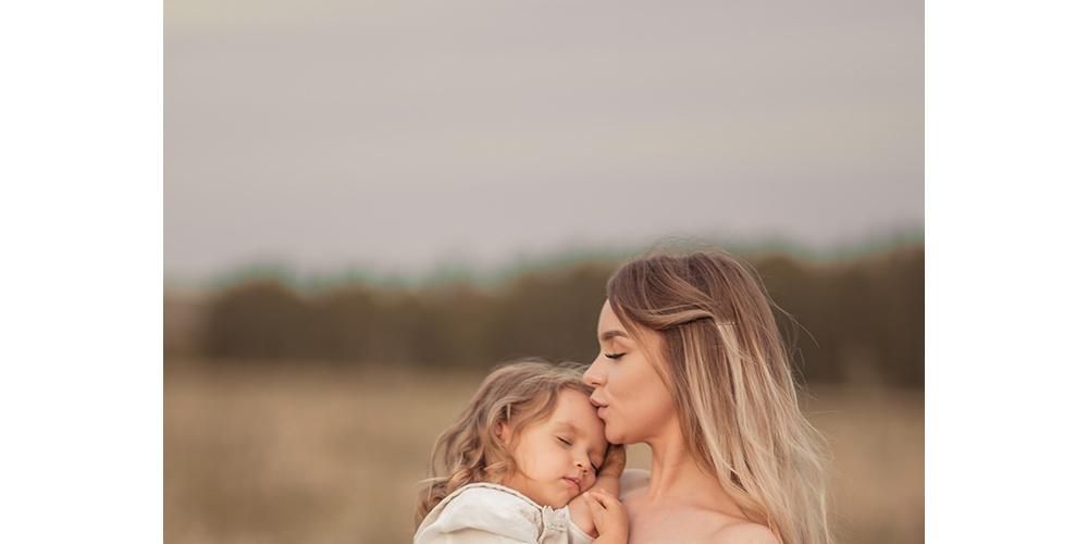 Работа: Материнская любовь