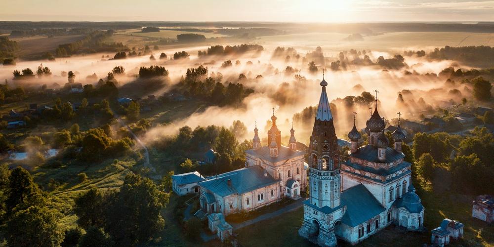 Работа: Село Парское
