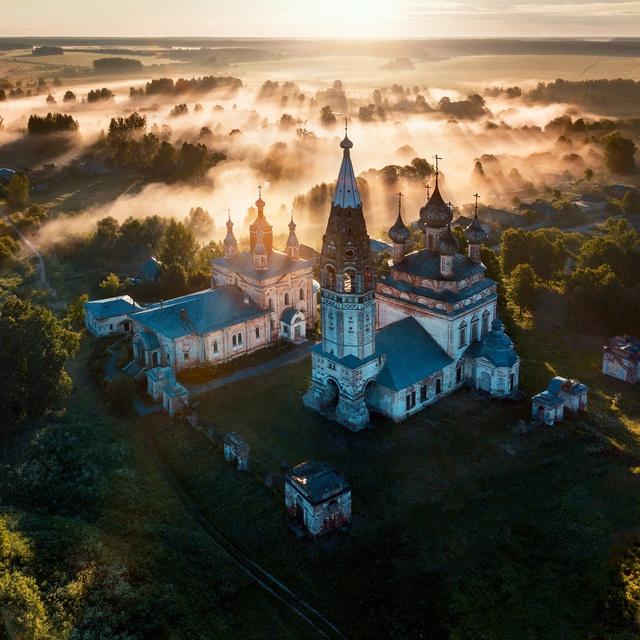 Работа : Село Парское