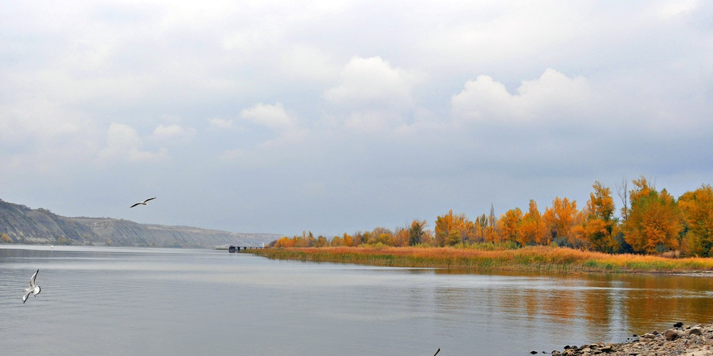 Работа: Дон-Батюшка осенью
