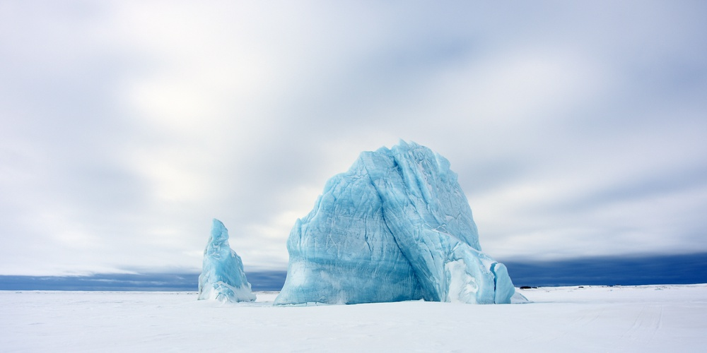 Работа: Бирюза Арктики