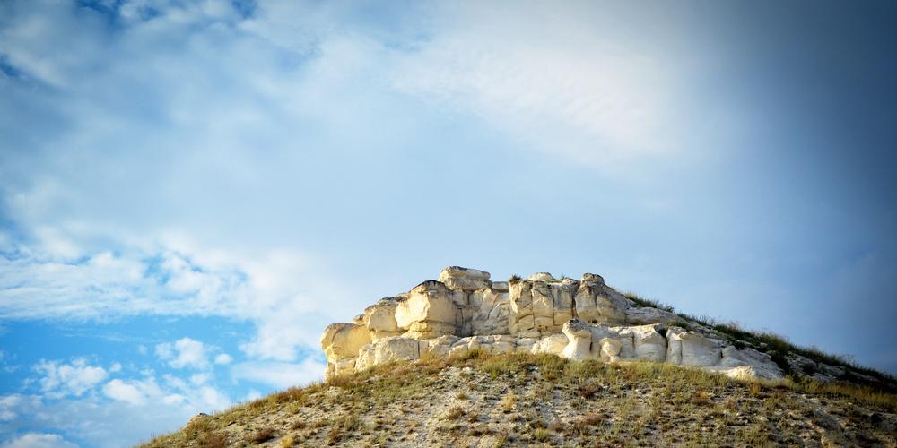 Работа: Меловые горы