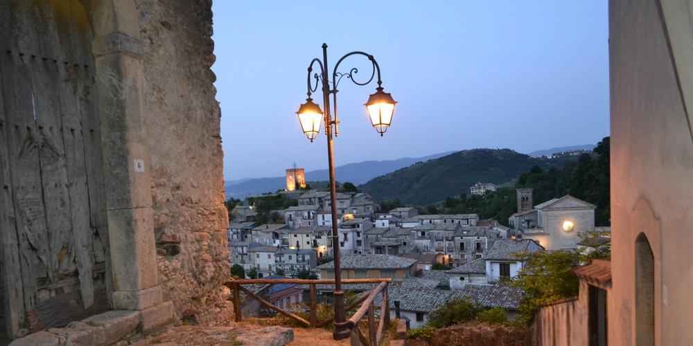 Работа: Итальянский пейзаж