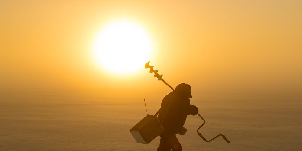 Работа: Ловец солнца