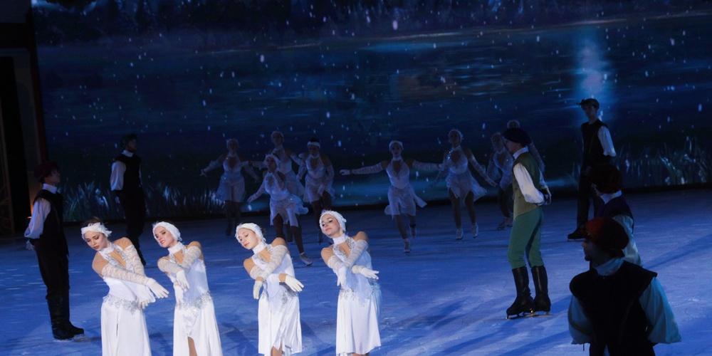 Работа: Лебединое озеро. Танец