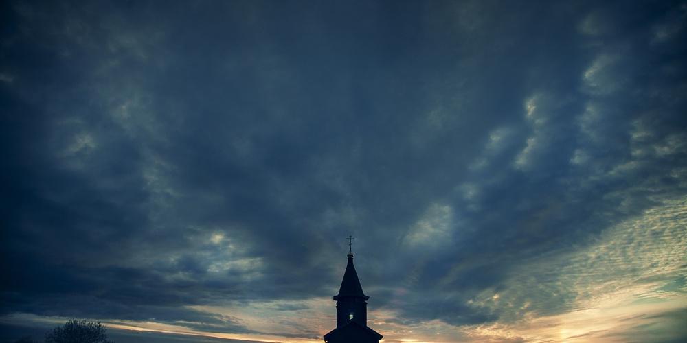 Работа: Церковь на Белом море