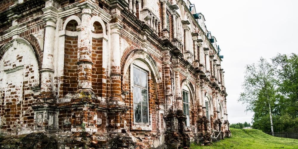 Работа: Введенский собор г. Сольвычегодск