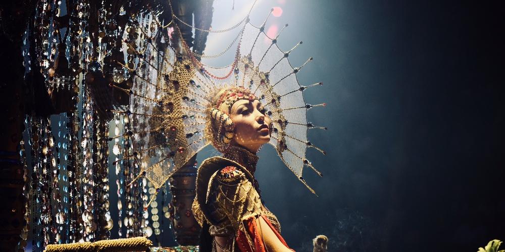 Работа: Королева Цирка