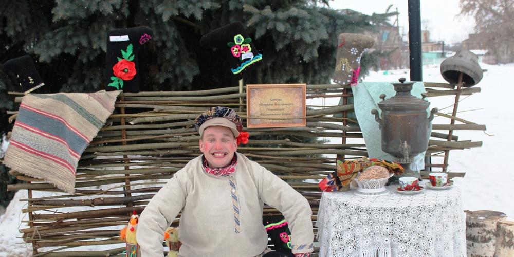 Работа: Праздник русского валенка в Российской глубинке