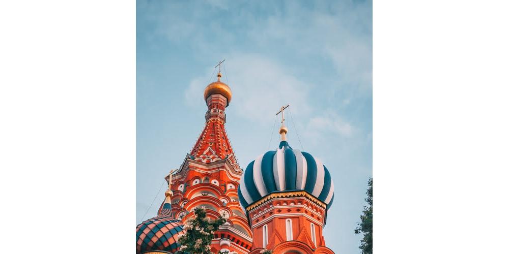 Работа: Удивительная архитектура большой страны