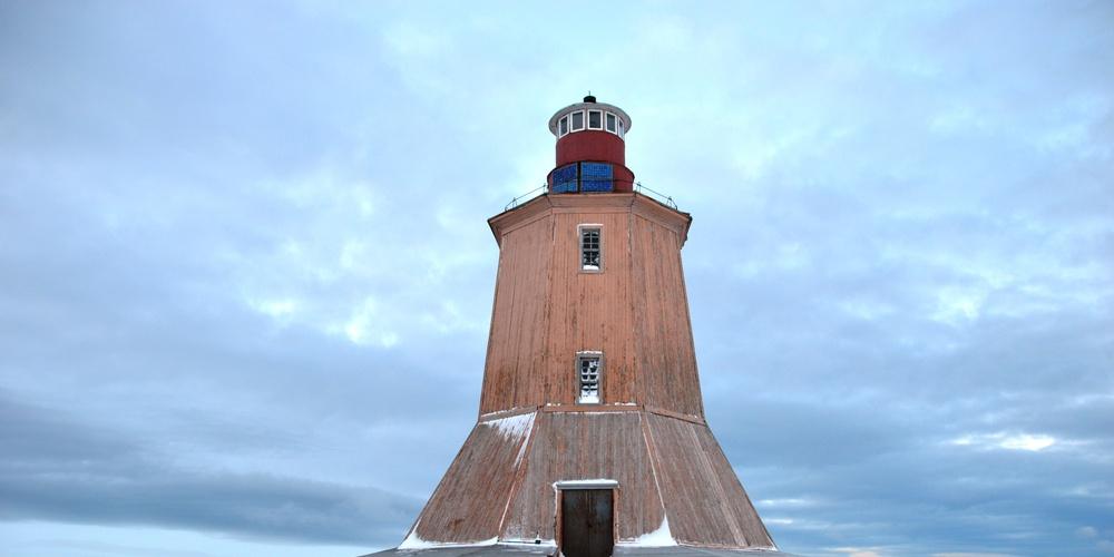 Работа: Святоносский маяк