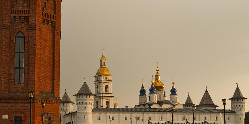 Работа: Тобольский кремль