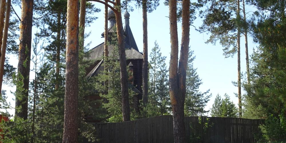Работа: Старая Русская церковь