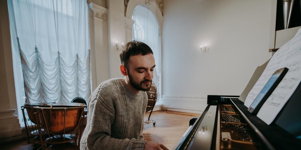 Работа: Пианист