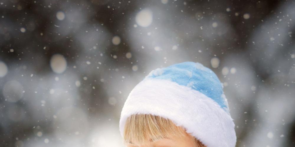 Работа: Снегурочка и снег