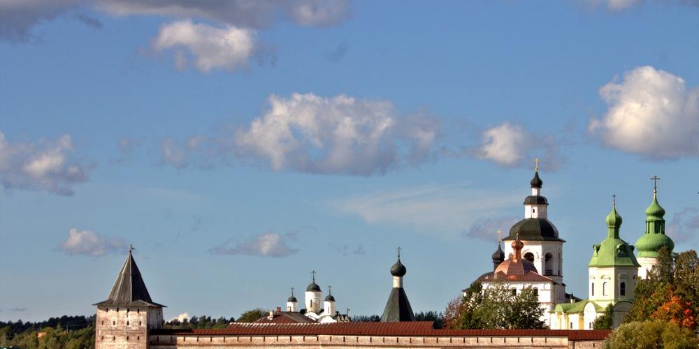 Работа: Кирилло-Белозерский монастырь