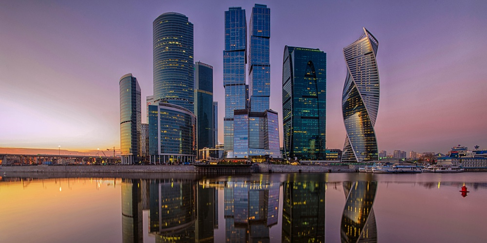 Работа: Moscow Sity