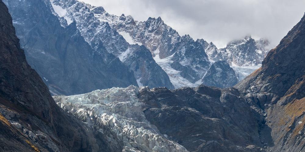 Работа: Цейский Ледник